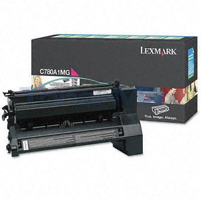 LEXMARK C780 X782 TONER CARTRIDGE MAGENTA 6K RP